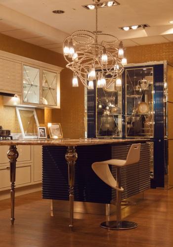 Aster Cucine Luxury Glam