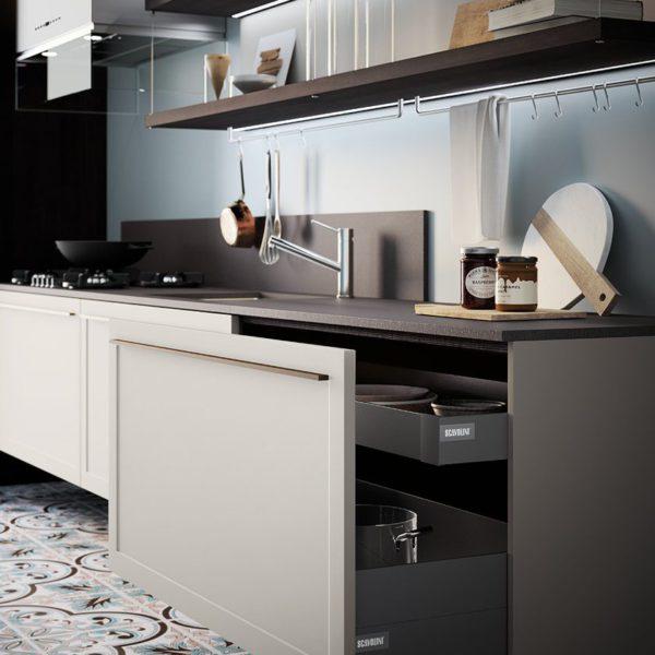 Мебель для кухни в современном стиле